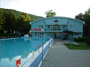 Thermalbad in Chalmova